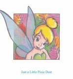 Just a Little Pixie Dust, Art Poster by Walt Disney