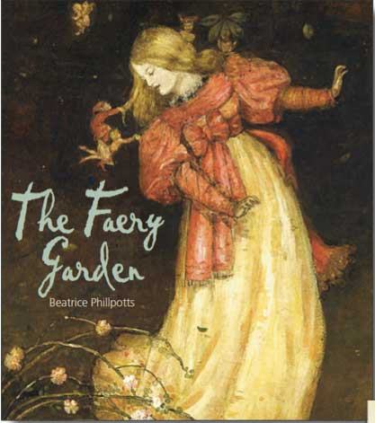 The Faery Garden Front Cover