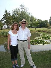 Albert E Gazeley and Myrea Pettit Summer 2004