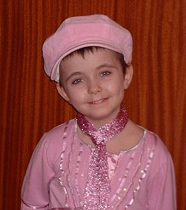 Latest Picture of Aimee - 14th February 2005