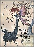 The Art of Amy Brown Book, front cover