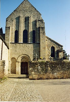 Daoulas Abbey France Copyright© 2004 Fairies World