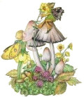 Buttercup Fairy, Copyright© 2004 Fairies World