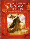 Drawing and Painting Fantasy Figures, Front Cover, Copyright© 2003 Finlay Cowan