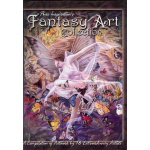 Fantasy Art Collection Front Cover