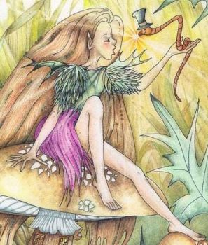 Image by Myrea Pettit, Copyright© 2004 Fairies World®  Reproduction of these images in any form is strictly prohibited.