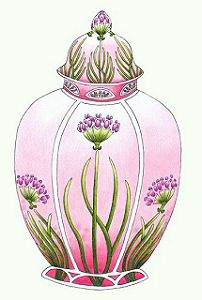 Royal Mint Jar Copyright© 2004 Fairies World