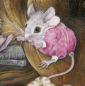 Truffle Mouse, Copyright© 2004 Fairies World