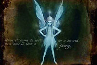 Tinkerbell Picture by Brian Froud Copyright© 2005 Brian Froud