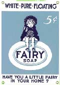 Fairy Soap advert