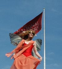 Myrea on the Fourth Plinth