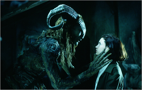 """Pan's Labyrinth"""" brings a terrible fairy tale to life"""