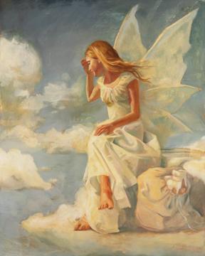 sleeper parents crept lifted pillow wake fairies retrieve teeth waking