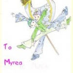 Thank you to Myrea from Aimee
