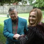 John Richardson and Myrea Pettit