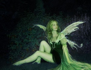Myrea Pettit The Green Fairy