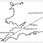 St-Michaels-Ley-line across England