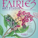 Fairies Art Studio Front Cover